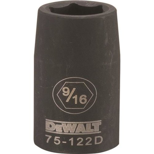Stanley Tools 233336 0.56 in. Impact Socket - 0.5 in. Drive