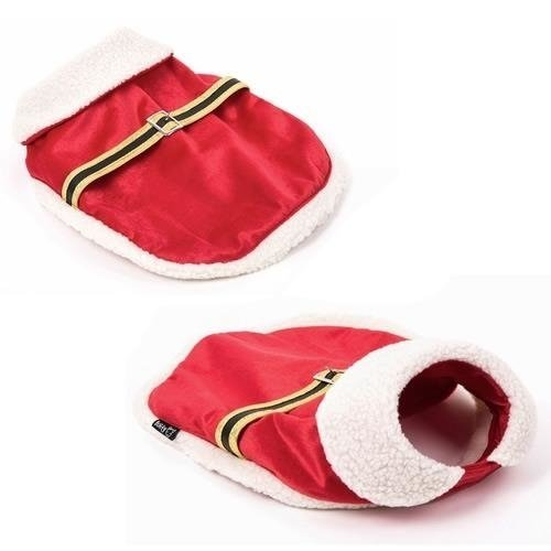 Santa Clause Pet Costume | Christmas Dog Outfit