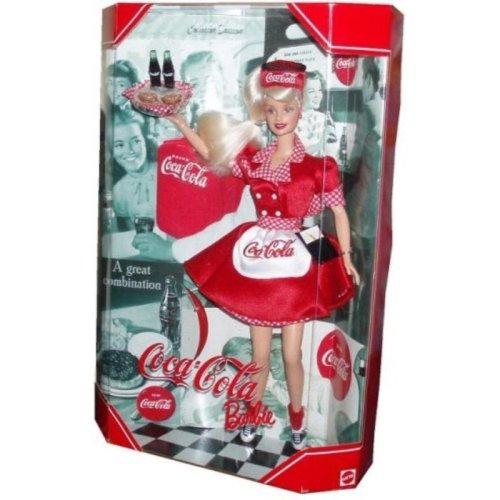 1999 Barbie Collectibles - Coca-Cola Babie #1