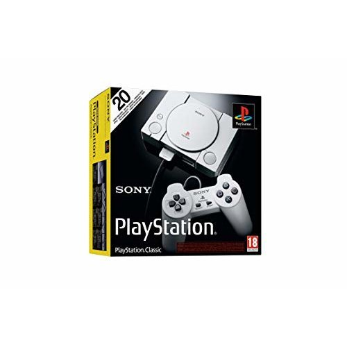 Sony PlayStation Classic Console (New)
