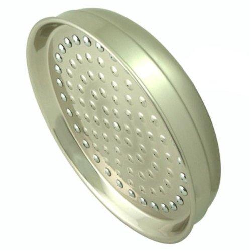 Kingston Brass K124A8 8 Inch Diameter Brass Rain Drop Shower Head - Satin Nickel