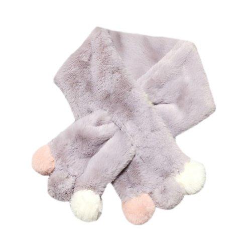 Cute Hot Kids Plush Stuffed Soft Winter Neck Warmer, # 27