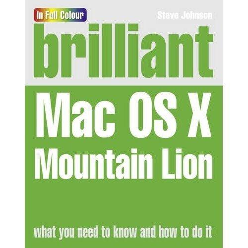 Brilliant Os X Mountain Lion
