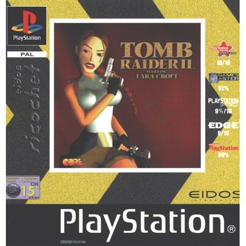 Tomb Raider II (PS)