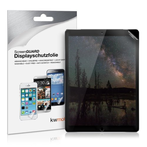 "kwmobile Screen protector MATT and ANTI-GLARE - for iPad Pro 12.9"""