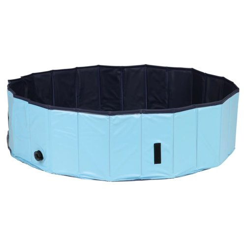425149 @Pet Dog Swimming Pool Blue S 80x20 cm