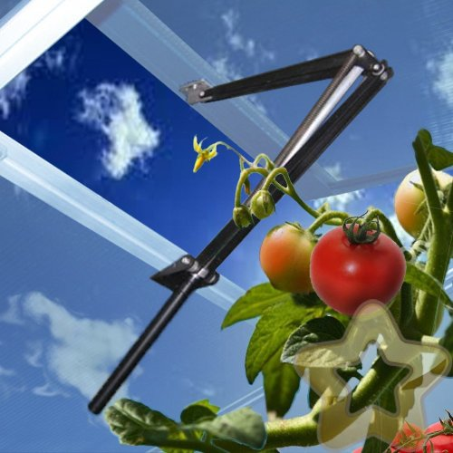 Automatic Greenhouse Window Opener