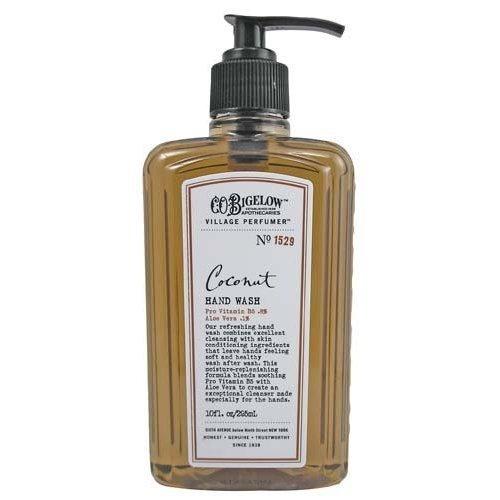 Bath & Body Works C.O. Bigelow No. 1529 Coconut Hand Wash 10 fl oz