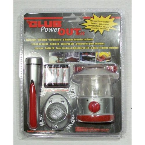 Winner International 488 The CLUB Power Out Kit