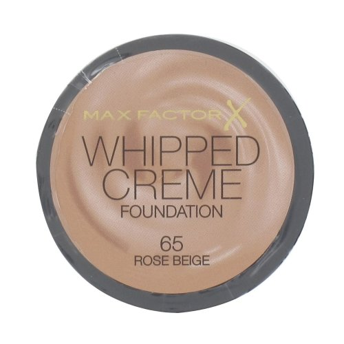 Max Factor Whipped Creme Foundation 18ml - Rose Beige #65
