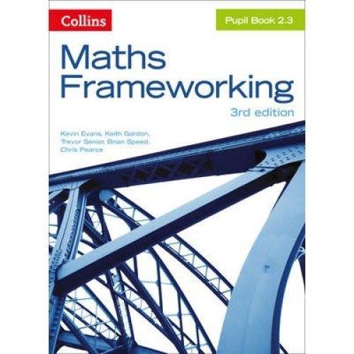 Maths Frameworking: Ks3 Maths Pupil Book 2.3