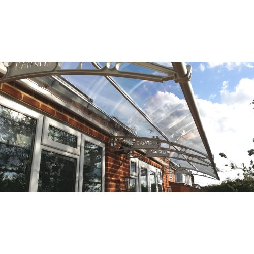 Cantilever Door Canopy | 5000mm wide x 1000mm projection