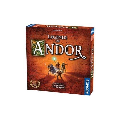 Thames & Kosmos 691745 Legends of Andor Base Game