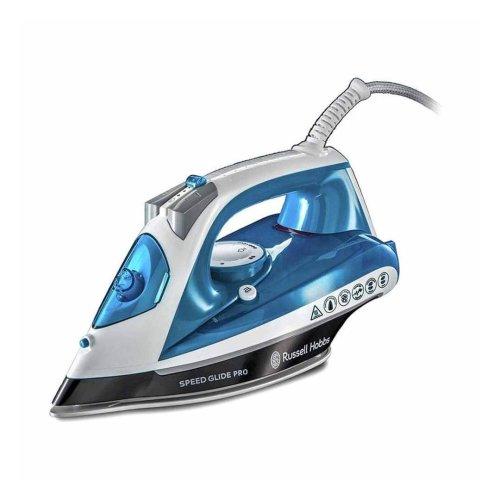 Russell Hobbs 23970 Speed Glide Iron 2600W Steam Iron Blue & White