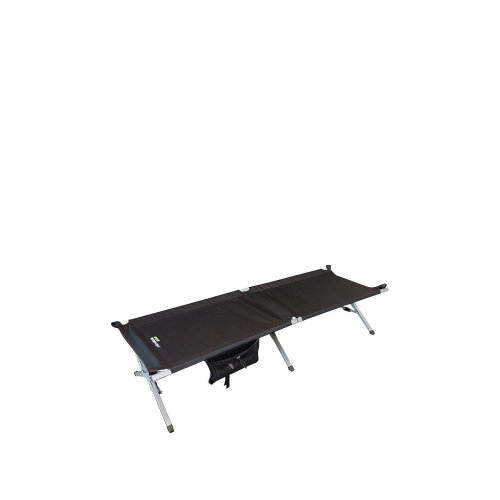 Yellowstone Serenity Camp Bed Black