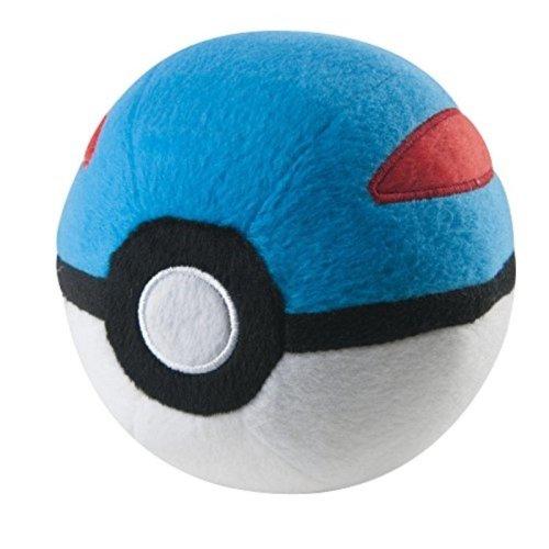 Pokémon Poké Ball Plush, Great Ball
