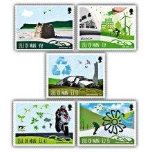Biosphere Isle of Man Think Green Set (Mint)