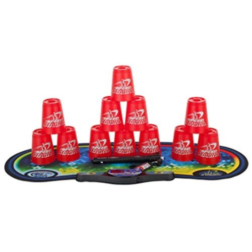 Speed Stacks Competitor Sport Stacking Set Red
