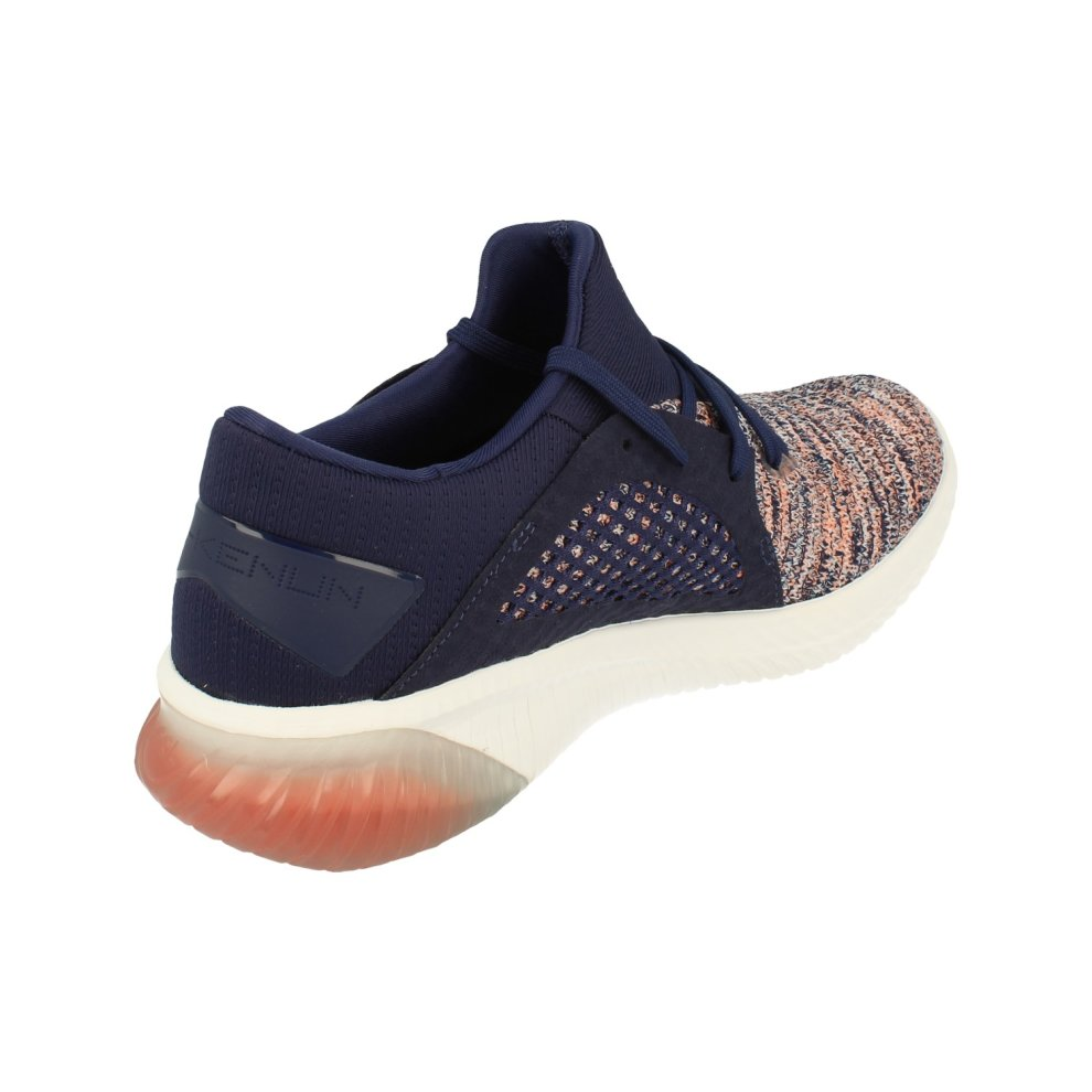 low priced 203dd 04eb8 Asics Gel-Kenun Knit Womens Running Trainers T882N Sneakers Shoes