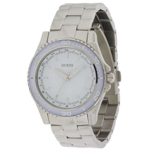 Guess Sport Stainless Steel Ladies Watch W0557L1