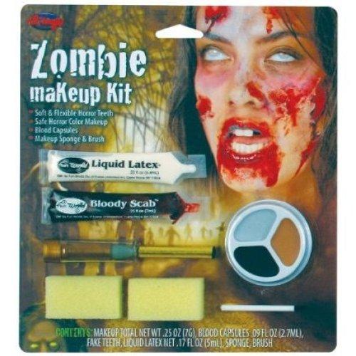 Zombie Make Up Kit | Halloween