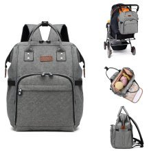 KONO Baby Changing Bag Diaper Nappy Backpack