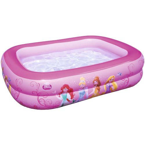 Bestway Disney Princess Family Paddling Pool - Pink