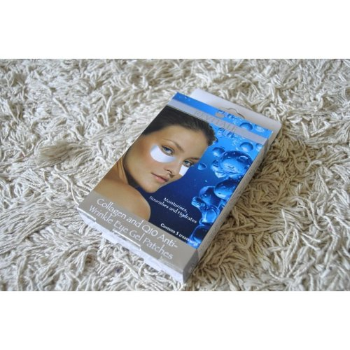 50 Pairs Eye Gel Patches- Revitale Collagen & Q10 -  10 Boxes