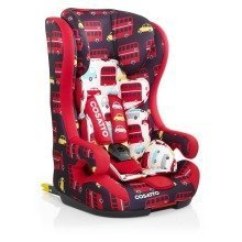 Cosatto Hubbub Group 123 Isofix Car Seat Hustle Bustle