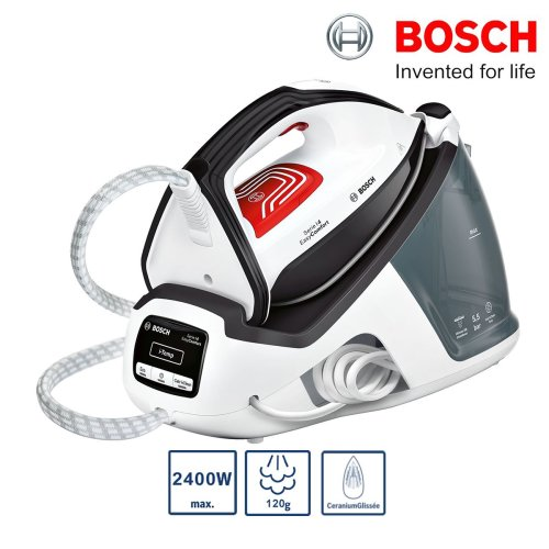 Bosch TDS4070GB Series 4 EasyComfort Steam Generator Iron 2400W 1.4L Watertank