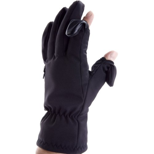 Skiing and Photography Gloves.