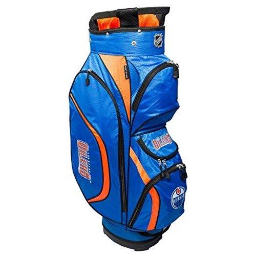 Team Golf 14062 NHL Edmonton Oilers Clubhouse Golf Cart Bag