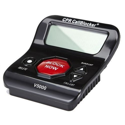 CPR Call Blocker V5000 Stop & Block All Scam & Nuisance Calls
