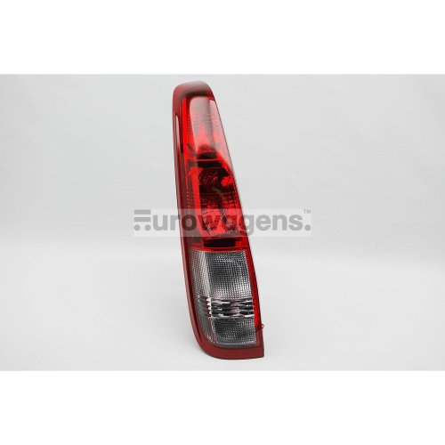 Rear light left with wiring loom Nissan X-Trail 01-03