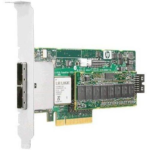 Hewlett Packard Enterprise 435129-B21-RFB Smart Array E500/256MB SAS Con 435129-B21-RFB
