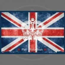 Union Jack Car Boot Dog Mat - Pet Rebellion Mate Patriotic 67 x 100cm 1919 -  pet rebellion boot car dog mate patriotic 67 x 100cm 1919 union jack