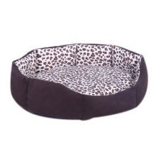 Detachable Small And Medium-sized Pet Kennel, Yellow Leopard Pattern