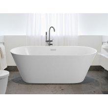 Free standing Oval Bathtube - Tube - Acrylic - HAVANA III