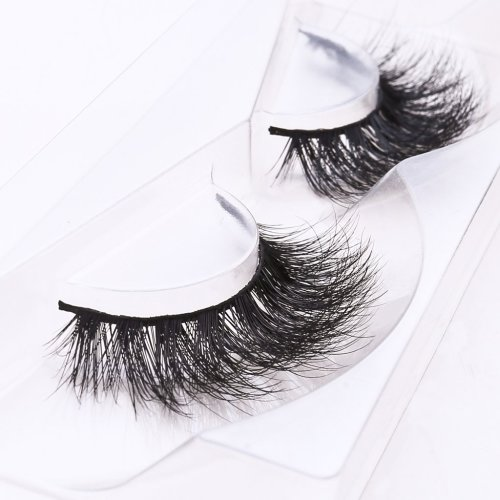 Arimika 3D Long Thick Dramatic Look Handmade False Eyelashes Makeup 1 Pair Pack