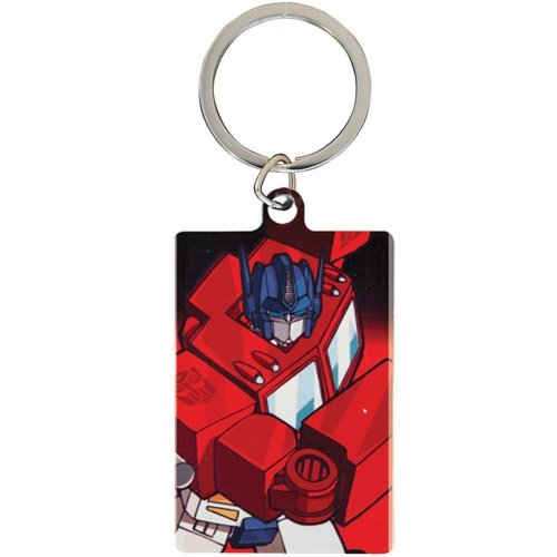 Transformers Optimus Prime Key Ring
