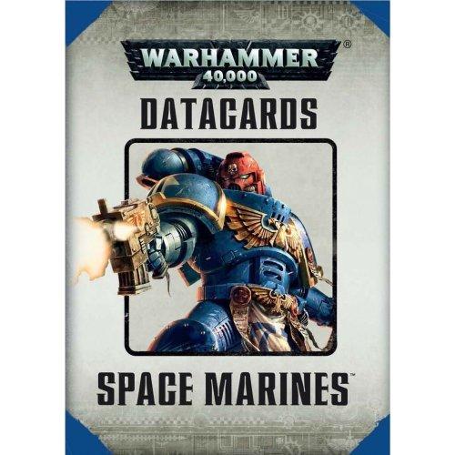 Games Workshop - Warhammer 40,000 - Datacards: Space Marines