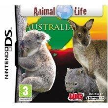 Animal Life Australia Nintendo DS Game