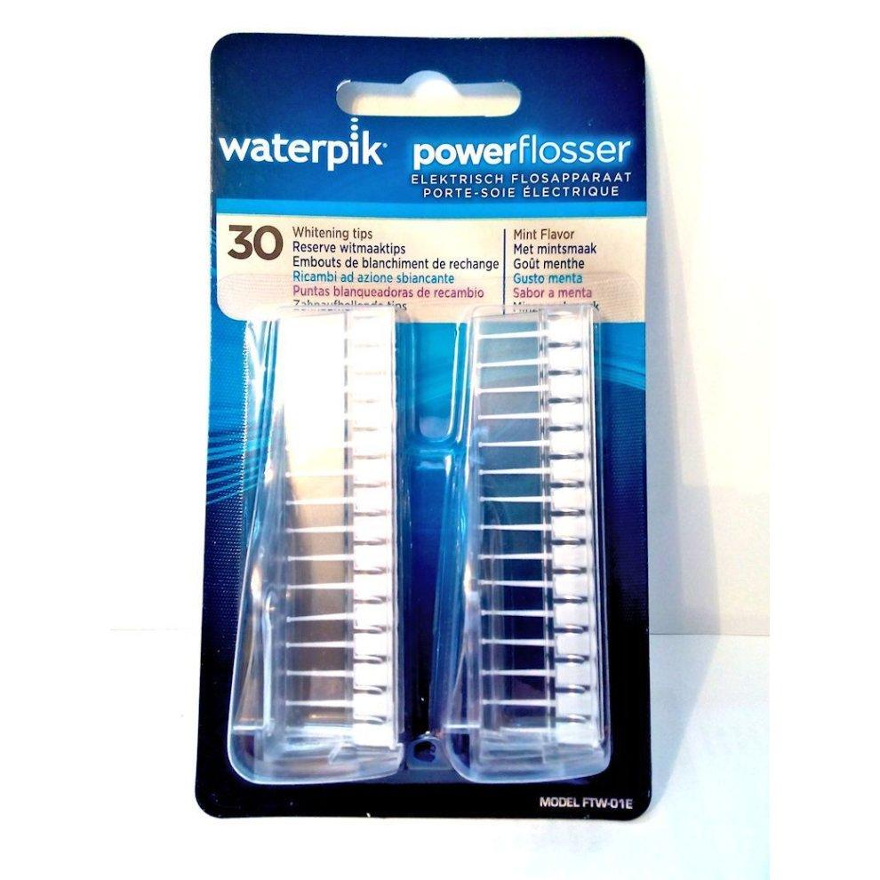 Waterpik ftw-01 ft-01 floss tips for power flosser fla220 and flw220
