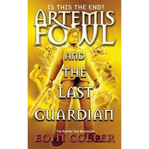 Artemis Fowl and the Last Guardian, 8