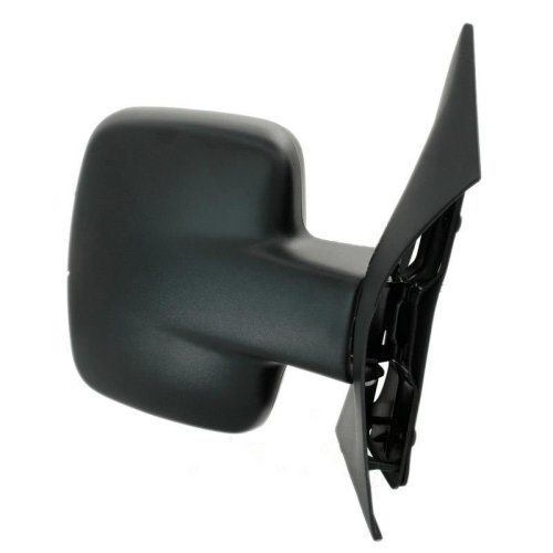 Mercedes Vito Van W638 1996-2003 Manual Black Wing Door Mirror Drivers Side