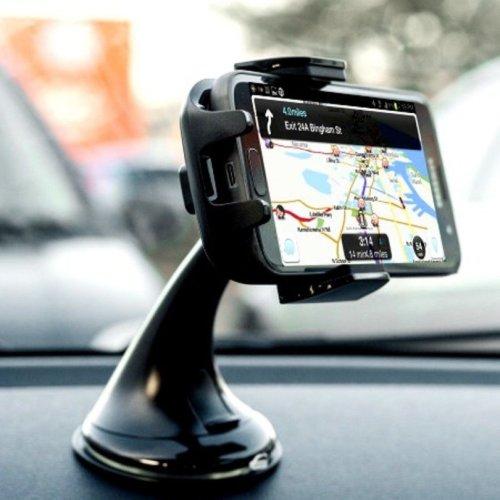 Universal Smartphone,Swivel Mount,Holder,Dock,Car Or Home,No Slips