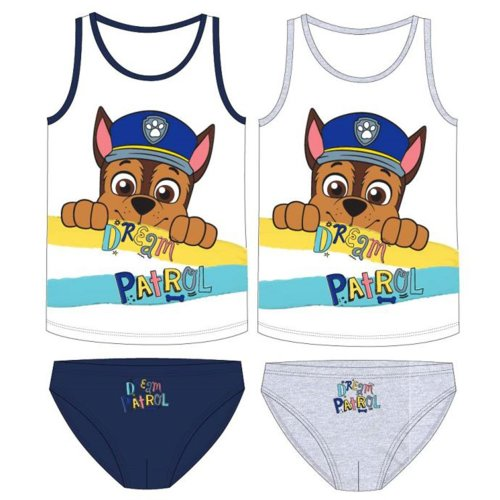 Paw Patrol Pants and Vest Set