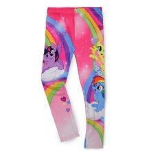 My Little Pony Leggings - Rainbow