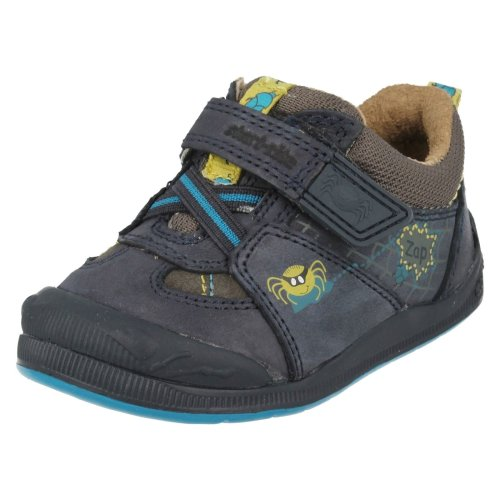 Infant Boys Startrite Casual Shoes SRSS Spider - F Fit