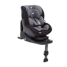 Joie I-anchor Advanced I-size Car Seat in Two Tone Black